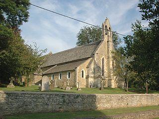 Elsfield Human settlement in England