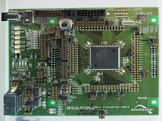 Spansion - Spansion Traveo ARM-.Evaluation-Board