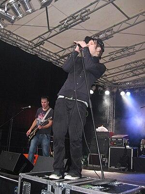 Emil Bulls - Emil Bulls in Gießen, Germany 2009