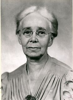 Emma Lucy Braun American botanist (1889-1971)