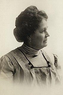 Emma Smith DeVoe American suffragette