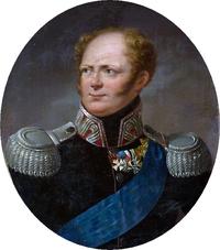Emperor Alexander I of Russia by Alexander Molinari 1813.png