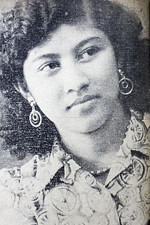 Citra Award for Best Supporting Actress - Endang Kusdiningsih won the award in 1955.