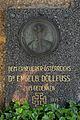 Engelbert Dollfuß-Gedenktafel an der Pfarrkirche Heinrichs bei Weitra.jpg