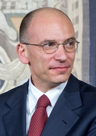 Democratic Party (Italy) - Enrico Letta