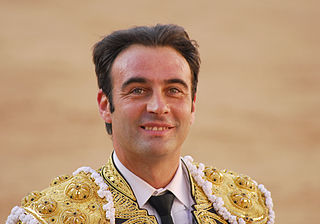 Enrique Ponce Spanish bullfighter