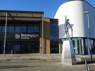 Brompton Academy Academy in Gillingham, Kent, England