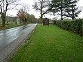 Entrance sign for Mannings Heath Golf Club (geograph 2309056).jpg