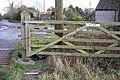 Entrance to Elmleigh Farm - geograph.org.uk - 1618365.jpg
