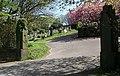 Entrance to Haworth Cemetery - geograph.org.uk - 419353.jpg