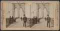 Entrance to Promenade, Brooklyn Bridge, from Robert N. Dennis collection of stereoscopic views.png