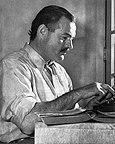 Hemingway in 1939