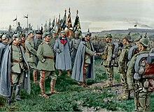 Liste de peintures et d'œuvres graphiques de la Première Guerre mondiale — Wikipédia