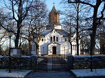 Erska church