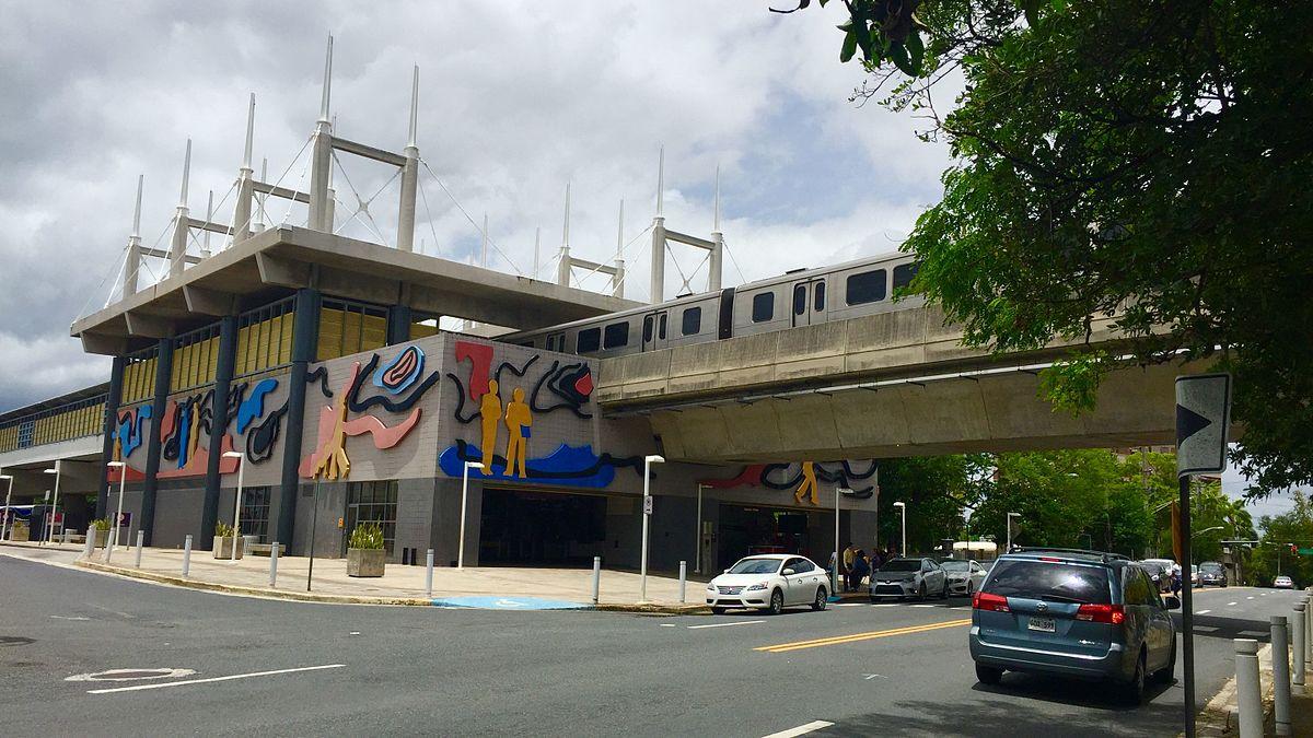 Pi 241 Ero Tren Urbano Station Wikipedia