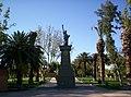 Estatua de la Libertadad, Villa Aberastain, San Juan.jpg