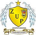 Este es el escudo oficial de grupo ZUP Zinapecuarenses Unidos por su Pueblo.jpg