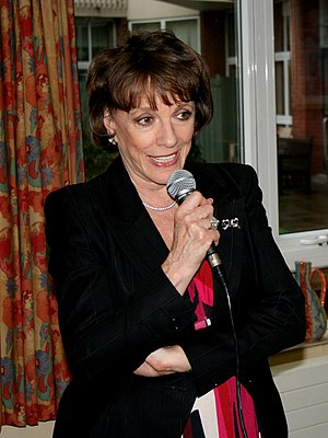 Esther Rantzen - Esther Rantzen at Nightingale House in January 2011
