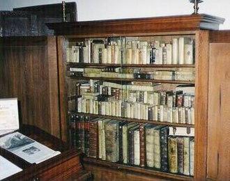 Baruch Spinoza - Study room of Spinoza