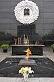 Eternal flame, Nanjing massacre memorial.jpg