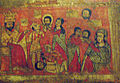 Ethiopian painting Execution of John the Baptist Salome.jpg