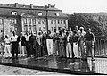 European Rowing Championships Köpenick Palace visit.jpg