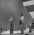 Eurovision Song Contest 1976 rehearsals - Switzerland - Peter, Sue and Marc 03.png