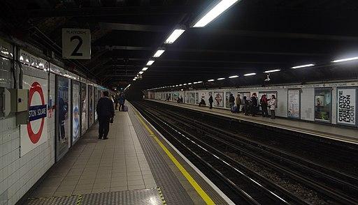 Euston Square tube station MMB 04