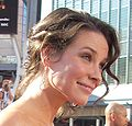 Evangeline Lilly at at 60th Annual Emmy Awards (cropped to face).JPG