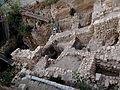 Excavation in City of David, Givaty parking lot Jerusalem 12.10.JPG