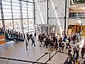 Exkurze Ruzyně, Sever 2, pohled ze schodiště.jpg