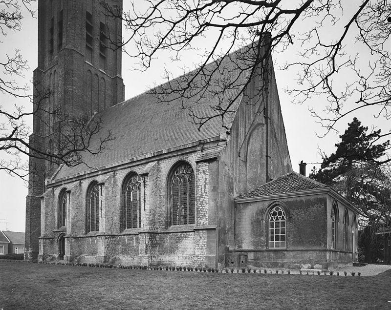 Nederlands hervormde kerk in 39 s heer arendskerke for Exterieur kelder