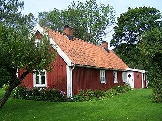 Vessigebro Place in Halland, Sweden
