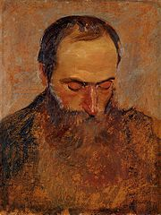 Portrait of Edouard Vuillard