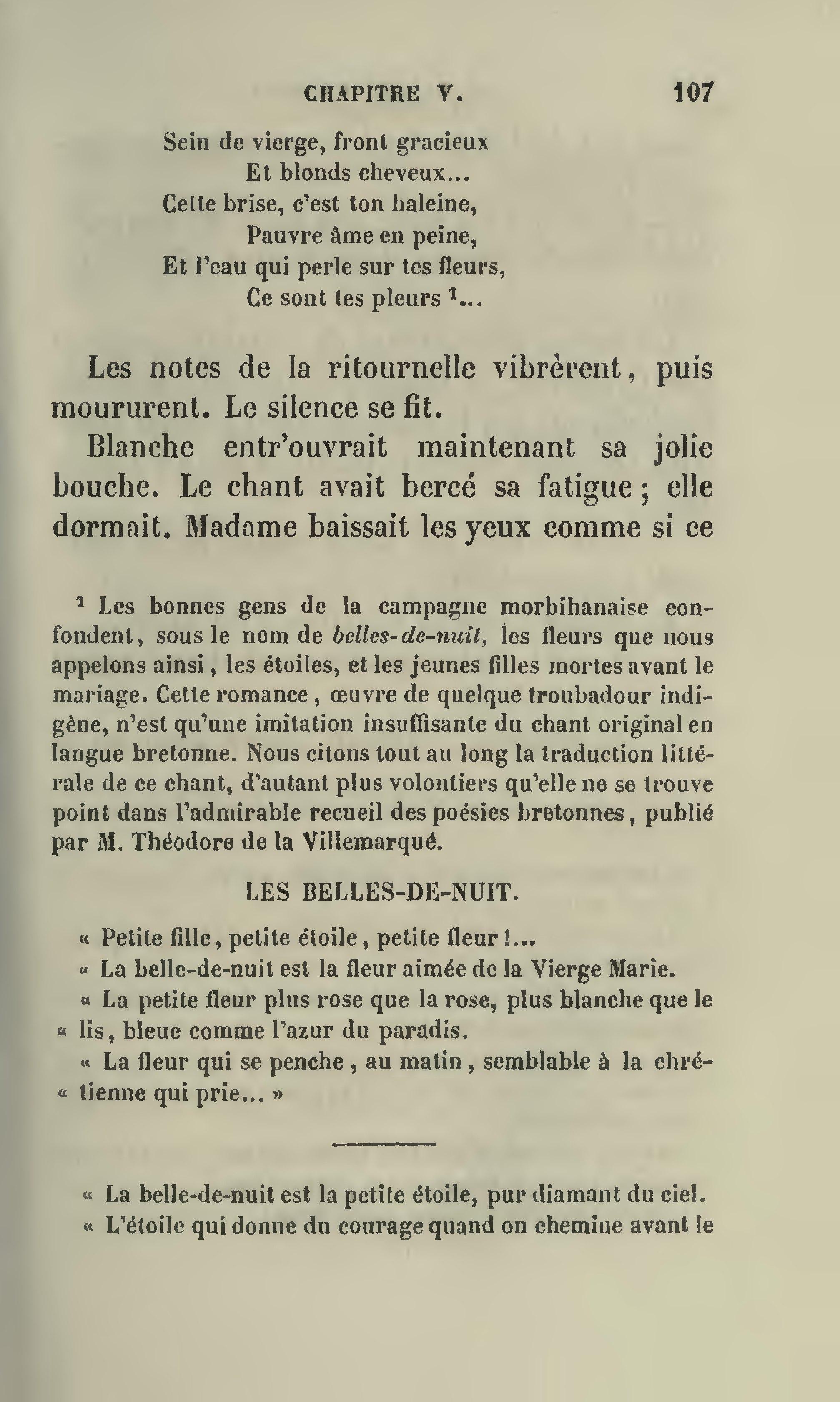 Page Feval Les Belles De Nuit Ou Les Anges De La Famille Tome 1