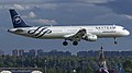 F-GTAE A321 Air France Skyteam alliance livery SVO UUEE (41859330745).jpg