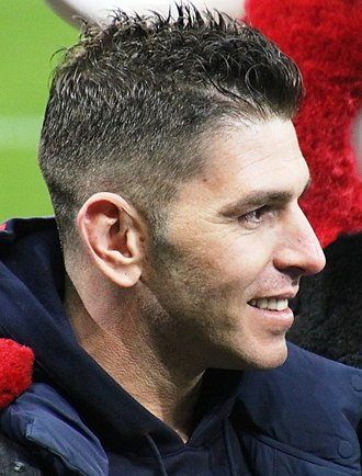 Jonathan Soriano - Soriano with Red Bull Salzburg in 2017