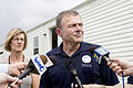 FEMA - 36910 - FEMA FCO at press conference in Iowa.jpg