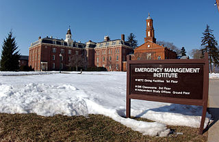 Emergency Management Institute United States emergency response school run by FEMA