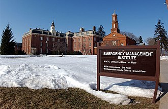 Emergency Management Institute - EMI's Main Campus in Emmitsburg.