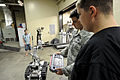 FIRST Robotics team tries hand at controlling EOD robots 140721-F-OB680-059.jpg