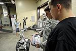 FIRST Robotics team tries hand at controlling EOD robots 140721-F-OB680-059.jpg