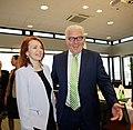 FM Keit Pentus-Rosimannus met with German Foreign Minister Frank-Walter Steinmeier (16552837994).jpg