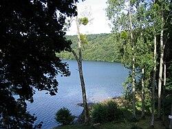FRANCE - Auvergne - Le Gour de Tazenat (06-08-2005), 3.JPG