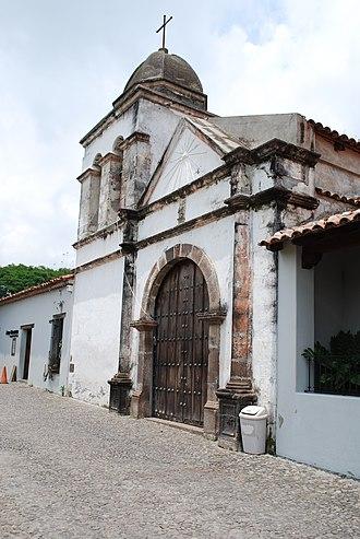 Comala - Nogueras chapel