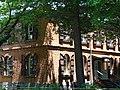 Facade of Brick Building near Oenu Park - Tokyo - Japan (47924067308).jpg