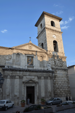 Trivento - Cathedral of Trivento