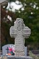 Face est de la croix de cimetière en chasuble (Pacé, Ille-et-Vilaine, France).jpg