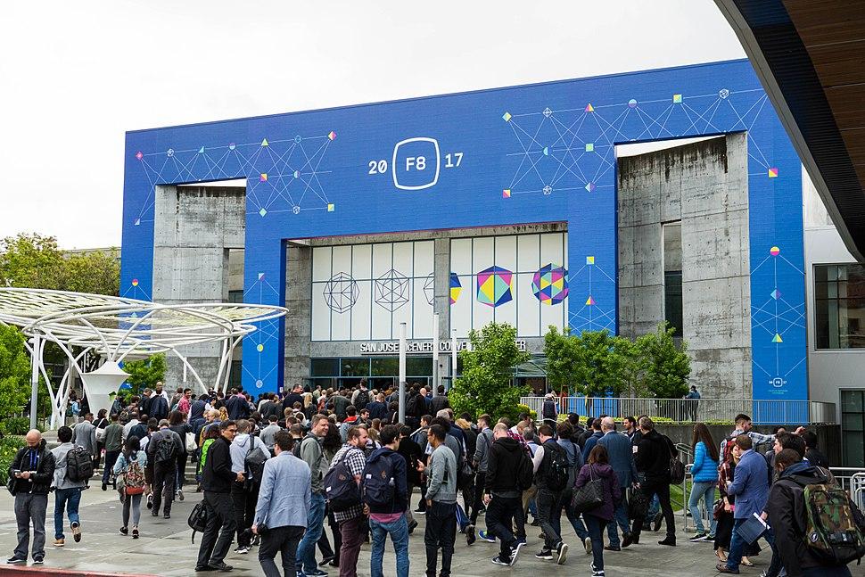 Facebook F8 Developer's Conference 2017 (33324521213)