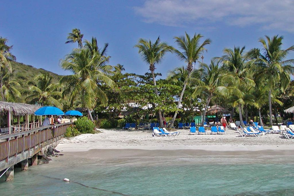 South Seas Beach Villa